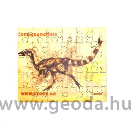 Compsognathus puzzle (30 db)