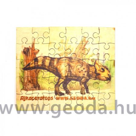 Ajkaceratops puzzle (30 db)