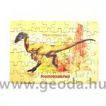 Komlosaurus puzzle ( 48 db)