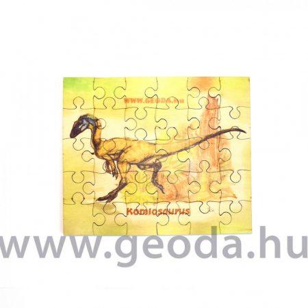 Komlosaurus puzzle ( 30 db)