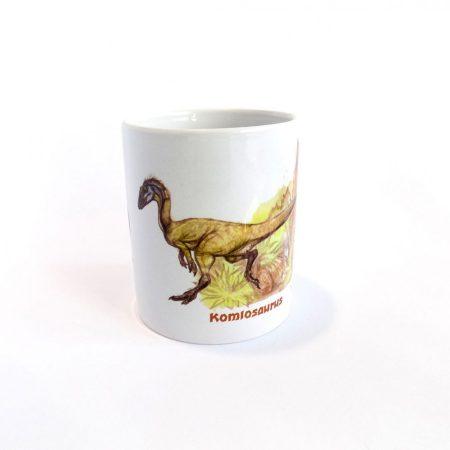 Komlosaurus bögre