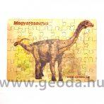 Magyarosaurus puzzle ( 48 db)