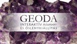 Geoda kiállítás belépőjegy
